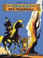Yakari # 19 HC - Der Feuerwall