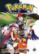 Pokémon Schwarz und Weiss Bd. 02 - Der Manga