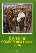 Deutsche Comicforschung (10) Jahrbuch 2014