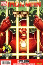 Iron Man / Hulk # 07 - Marvel Now
