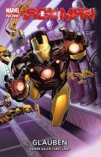 Iron Man - Marvel Now! Paperback # 01 (von 5) SC - Glauben