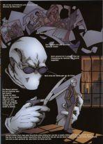 Face: die Maske und die Nacht des Jägers