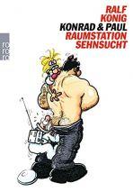 Ralf König: Konrad und Paul - Raumstation Sehnsucht SC