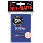 UP Kartenhüllen / Sleeves - Pro Matte Blau / Blue (50)