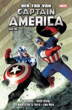 Captain America - Der Tod von Captain America # 03 (von 3) HC