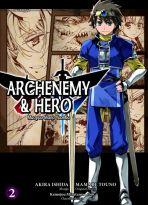 Archenemy & Hero - Maoyuu Maou Yuusha Bd. 02 (von 18) Neuauflage