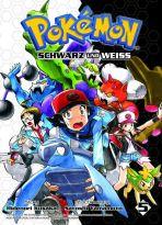 Pokémon Schwarz und Weiss Bd. 05 - Der Manga