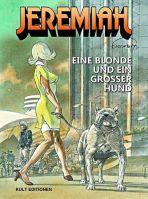 Jeremiah # 33 - Eine Blonde und ein grosser Hund