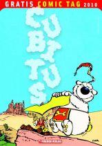 2010 Gratis Comic Tag - Cubitus