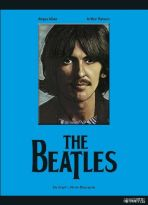 The Beatles - Die Graphic-Novel-Biografie - Cover George Harrison