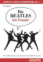 The Beatles - Die Graphic-Novel-Biografie - Cover John Lennon