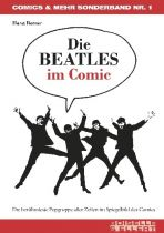 The Beatles - Die Graphic-Novel-Biografie - Cover Paul McCartney