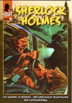 Sherlock Holmes - Die original Abenteuer # 01 - 03 (illustriertes Buch)
