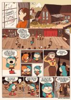 Hilda (04) - Hilda und der schwarze Hund - HC