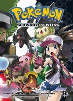 Pokémon Schwarz und Weiss Bd. 08 - Der Manga