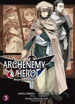Archenemy & Hero - Maoyuu Maou Yuusha Bd. 05 (von 18)