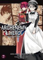 Archenemy & Hero - Maoyuu Maou Yuusha Bd. 07 (von 18) Neuauflage
