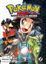 Pokémon Schwarz und Weiss Bd. 07 - Der Manga