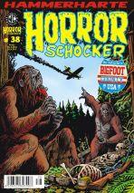 Horrorschocker # 38 - Der Tod wartet in Bigfoot County USA