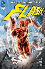 Flash Sammelband # 07 - Zurück durch die Zukunft