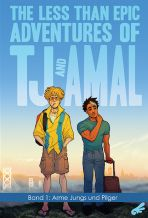 Less than epic adventures of TJ and Amal, The # 01 (von 4)