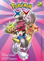 Pokémon X und Y Bd. 02