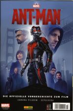 Ant-Man - Die offizielle Vorgeschichte zum Film