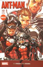 Ant-Man Sonderband # 01