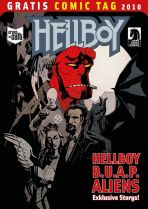 2010 Gratis Comic Tag - Hellboy