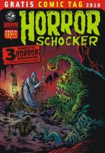 2010 Gratis Comic Tag - Horrorschocker
