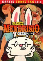 2010 Gratis Comic Tag - Mendrisio