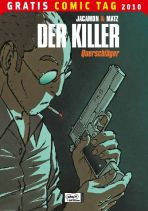 2010 Gratis Comic Tag - Killer