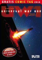 2010 Gratis Comic Tag - Universal war one