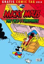 2010 Gratis Comic Tag - Micky Maus