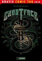 2010 Gratis Comic Tag - Ghostface