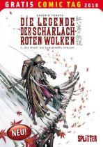 2010 Gratis Comic Tag - Legender der Scharlachroten Wolke