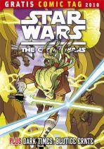 2010 Gratis Comic Tag - Star Wars