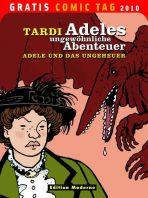 2010 Gratis Comic Tag - Adele