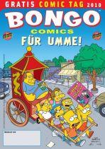 2010 Gratis Comic Tag - Simpsons