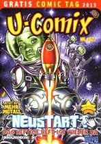 2013 Gratis Comic Tag - U-Comix 182