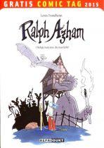 2015 Gratis Comic Tag - Ralph Azham