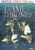 2012 Gratis Comic Tag - Game of Thrones