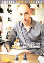 2015 Gratis Comic Tag - Reinhard Kleist Backstage