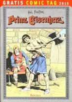 2015 Gratis Comic Tag - Prinz Eisenherz