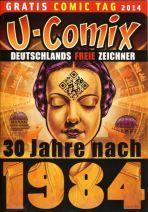 2014 Gratis Comic Tag - U-Comix