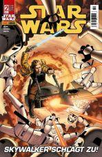 Star Wars (Serie ab 2015) # 02 Kiosk-Ausgabe