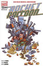 Rocket Raccoon # 03 (von 3)