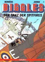 Biggles # 03 - Der Tanz der Spitfires