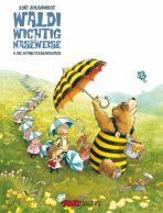 Waldi Wichtig und die Naseweise (2) - Die Schmetterlingsjagd