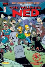Bart Simpsons Horror Show # 19 Variant-Cover